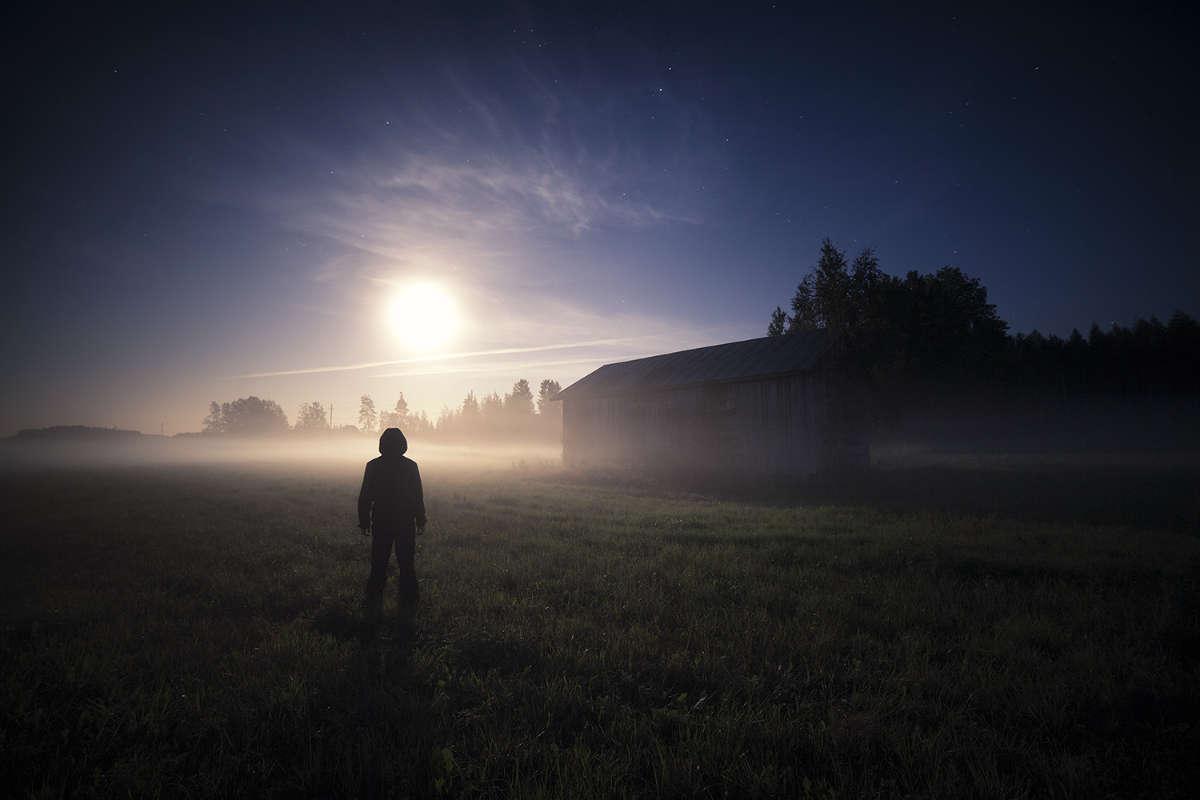 """Night (moon) will forgive us II"" by Mika Suutari (https://mikasuutari.com)"